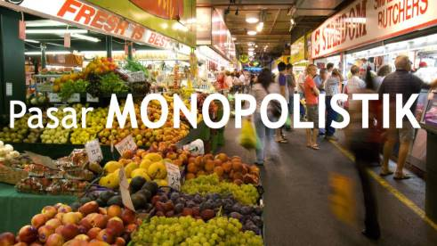 contoh pasar monopoli