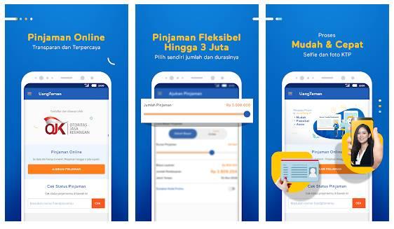 6 Situs Online Pinjaman Dana Jaminan Ktp Tanpa Agunan Dan Cepat Cair